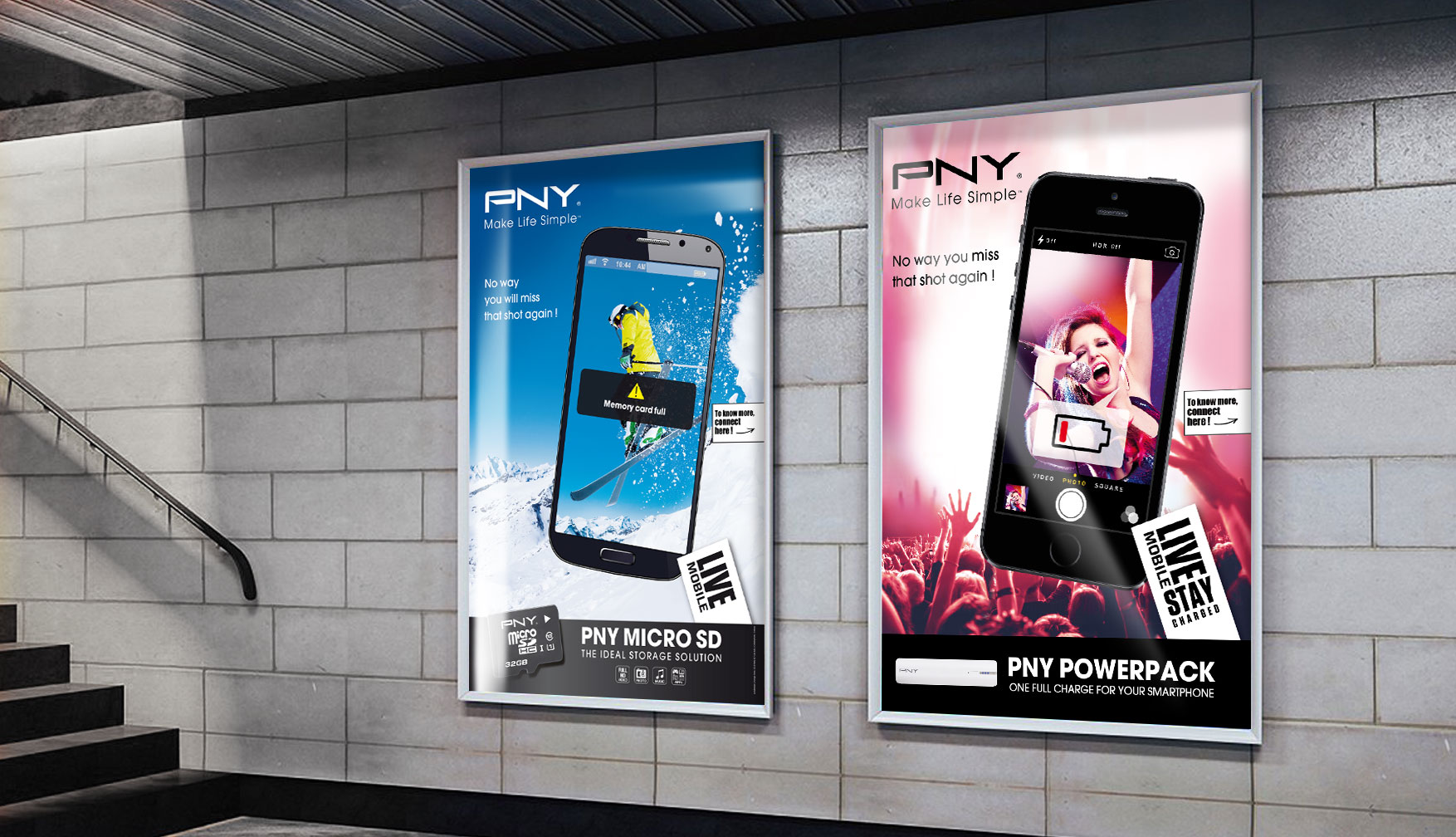 HighTech Solutions – PNY