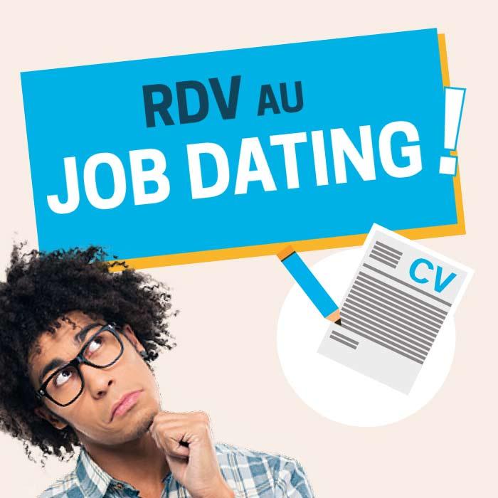 Ville de St-Genis-Laval / Job Dating