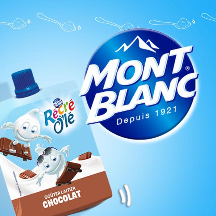 Mont blanc Récré Olé / Nouvelle recette – nutriscore
