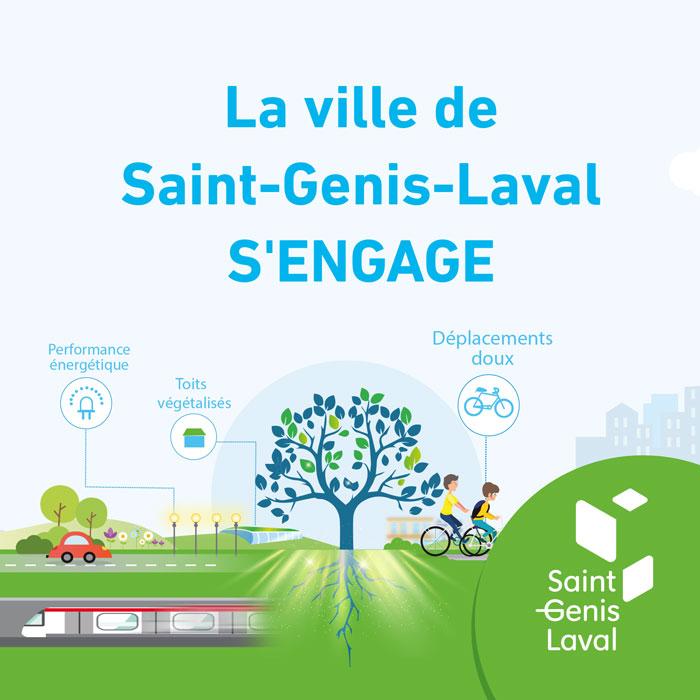 Ville de St-Genis-Laval / Développement Durable