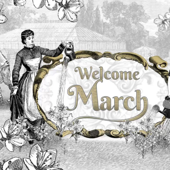 « Motion du Mois » / Welcome March