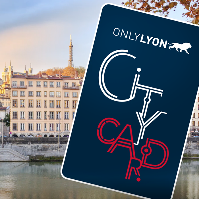 OnlyLyon / Lyon City Card