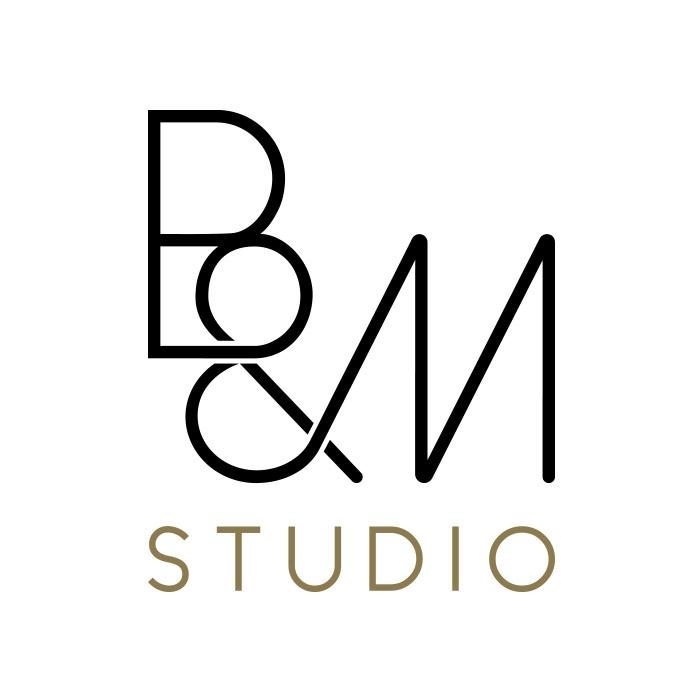 Identité visuelle B&M Studio