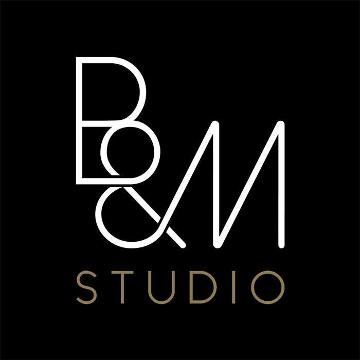 B&M Studio / Identité visuelle