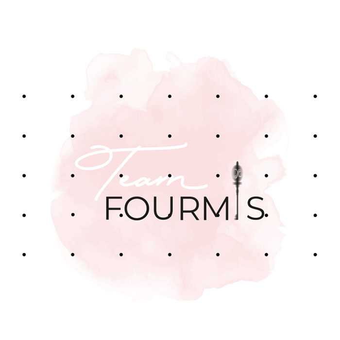 Team Fourmis / Animation de logo